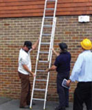 Ladder training courses