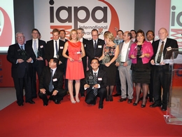 Winners of the IAPA Awards 2012 are announced in Rome
