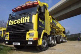 Facelift Increases Transport Fleet