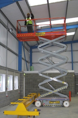 30 More Scissor Lifts