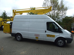 Ex demonstration van mounts for sale