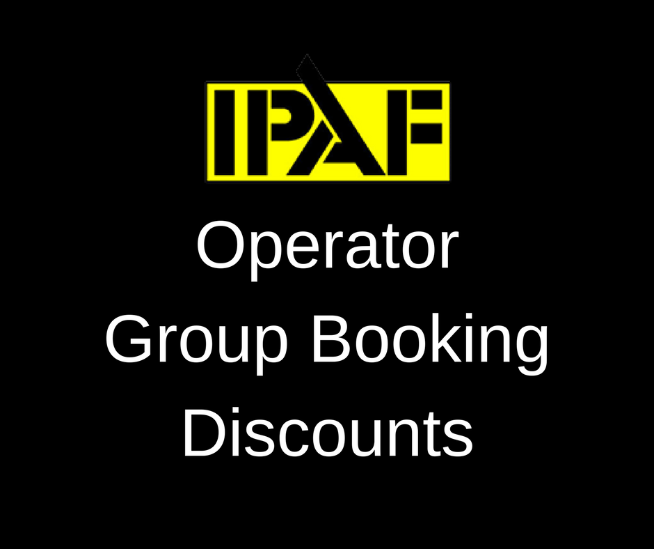Group Booking Discounts - May