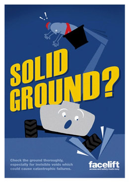 Free Safety Poster - WAH Ground Conditions