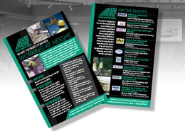 New pocket card from the Access Industry Forum