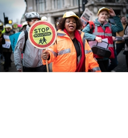 New data demonstrates effects of air pollution on workers