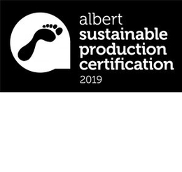 We're now with 'Albert' certification...!
