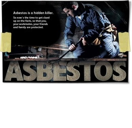 Man fined for unlicensed removal of asbestos