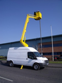 Ascendant van mounts available 1 day to 5 years