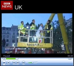 Facelift cherry picker helps to lift up English rugby and our nation's hearts
