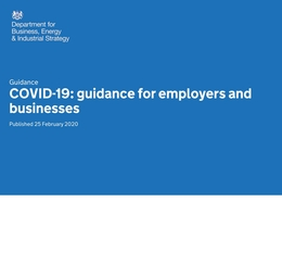 Coronavirus (COVID-19): Guidance for employers and businesses