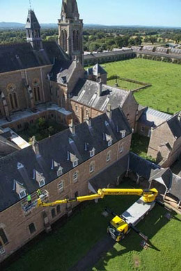 FACELIFT AND BRONTO S50XDT-J REPAIR CARTHUSIAN MONASTERY