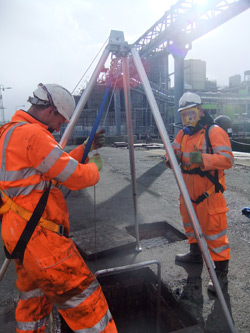 New Confined Spaces training courses