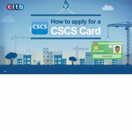 Quicker CSCS skills cards as applications move online
