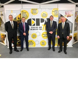 CPA at Executive Hire Show February 2020