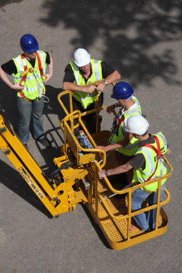 NEW BODY TO HELP DRIVE GROWTH OF THE UK POWERED ACCESS INDUSTRY