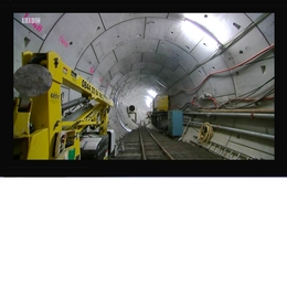 Facelift kit makes the news in BBC Crossrail feature