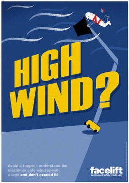 New 'High Winds' poster launched