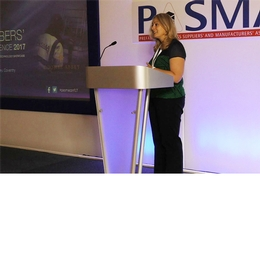 PASMA's Chair of the Council - message of safety at work
