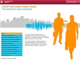 Health and safety made simple - The basics for your business
