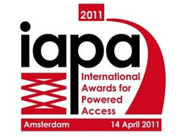IAPA Awards 2012 - to be held in Rome