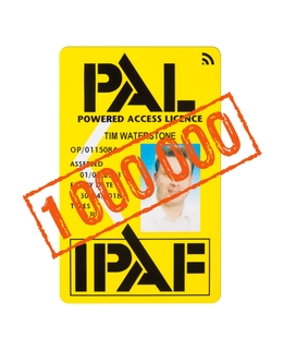 One million PAL Cards issued + Prize draw
