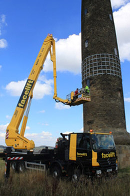 Cherry picker does the job in Rotherham