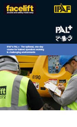 UKCG makes PAL+ advanced operator training compulsory