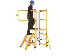 First ever spec for low-level work platforms produced