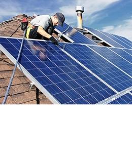 EDF Energy teams up with renewables giant to offer free solar panels