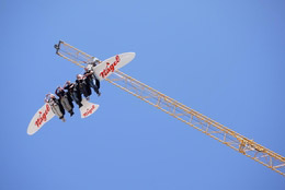 IPAF takes Bauma to task over exhibition's 'circus rides'