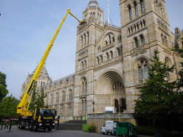 Facelift makes survey difficulties a thing of the past at National History Museum