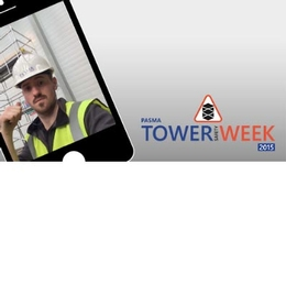 PASMA Tower Week to launch with free webinar