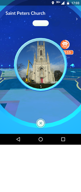 Catch us if you can! Facelift features in Pokemon 'Pokestop'