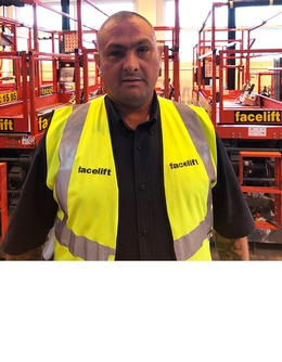Five minutes with...Ray Schofield, Depot Manager, Newcastle