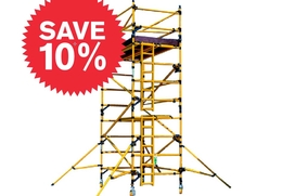 Save 10% on Scaffold Towers
