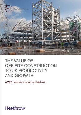Report backs further moves towards offsite construction