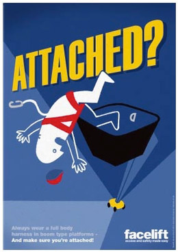 Free safety poster: Attached?