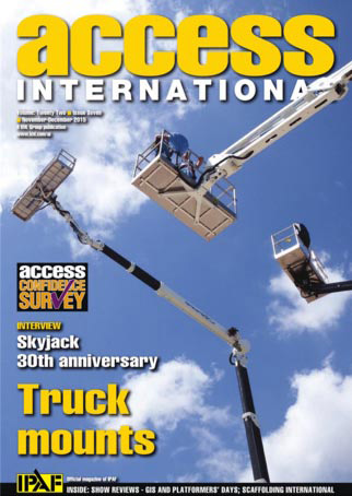 Access international magazine