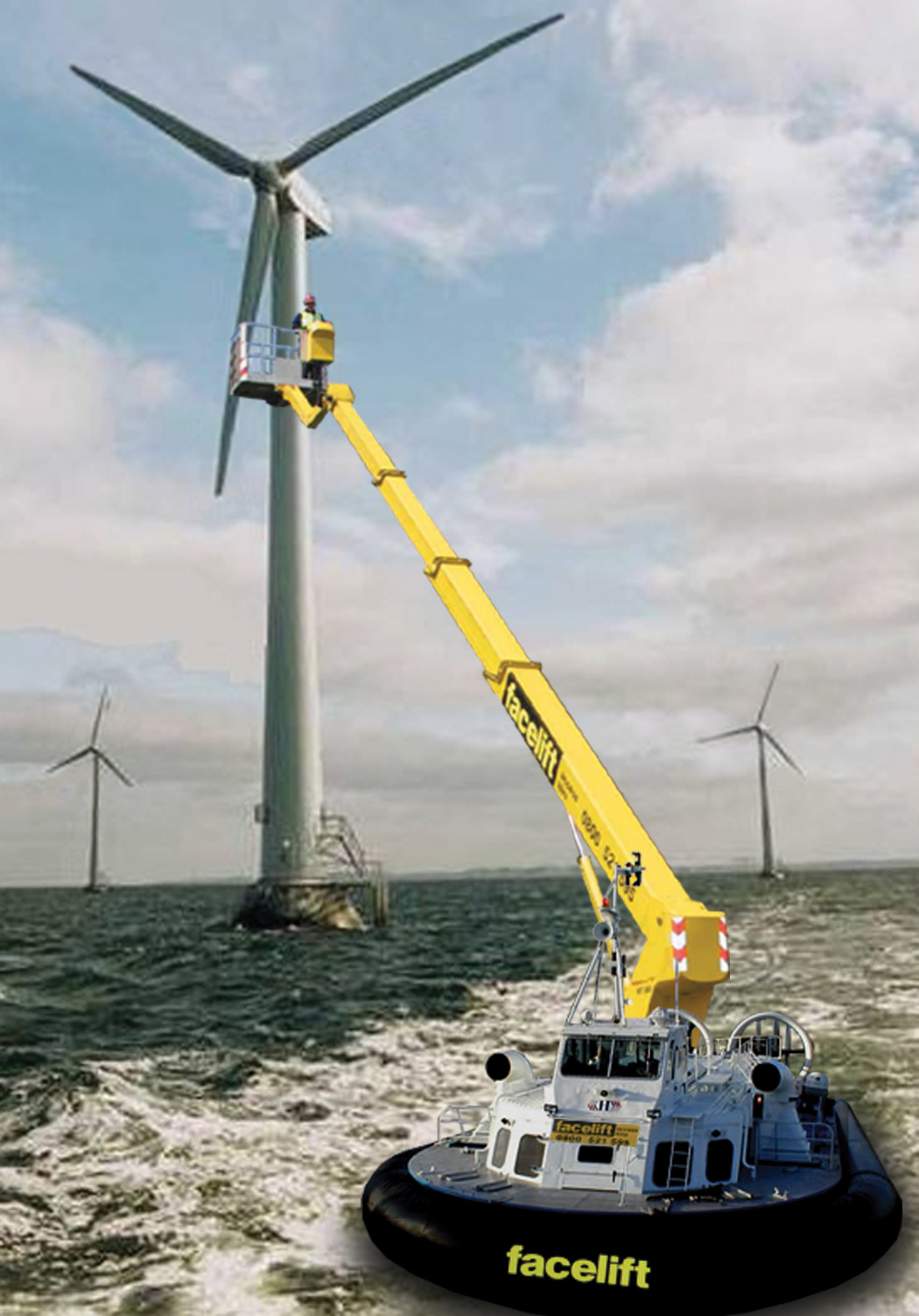 Operation and maintenance costs of wind generated power