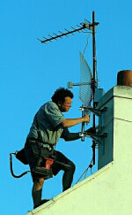 Picture of Aerial Work with no PPE