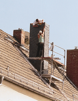Picture of Chimney Stack Danger