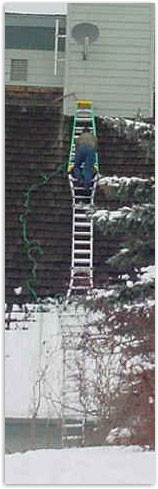 The Ladder on Ladder on Ladder