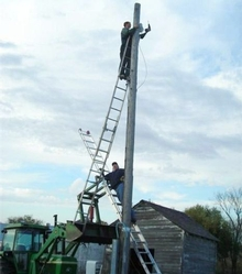 Ladder training, Learn to use a ladder safely