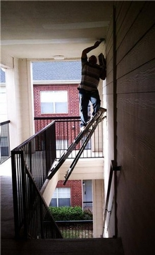 Have you done a risk assessment - ladder training