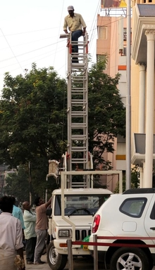 Work at height fail