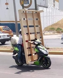 Interesting bed delivery service