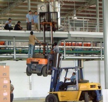 Forklift Double Trouble