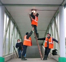 Working at Height Risk
