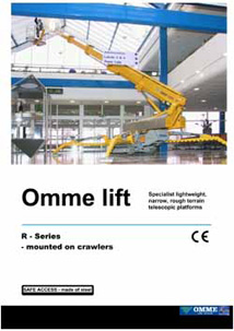 Omme 2600 RD