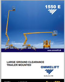 Omme Lift 1550 EXB